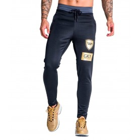 Pantalon Gianni Kavanagh 2346 Black Dark Grey GK1 Joggers