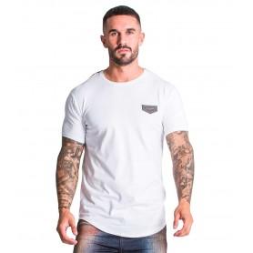 Camiseta Gianni Kavanagh 2236 White Party Season Tee With GK Ribbon