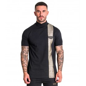 Camiseta Gianni Kavanagh 2339 Black Night Collection Turtleneck