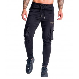 Jeans Gianni kavanagh 2340 Black Night Collection Cargo Jeans