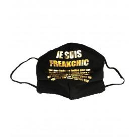 Comprar Mascarilla 010 Freakchic Black/Gold