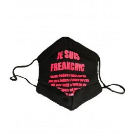 Comprar Mascarilla 001 Freakchic Black/Pink