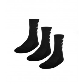 Comprar Calcetines 303HGT0 Kappa Authentic Amals 3 Pack Black