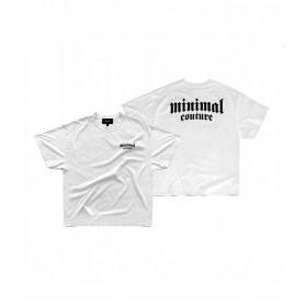 Comprar Camiseta U 2284 T-Shirt C/STP Fronte Retro Mini White