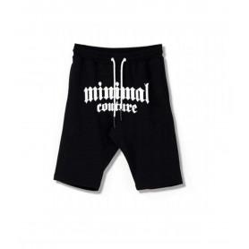Comprar Short U2219 Minimal Couture Bermuda C/STP Fronte Black