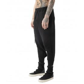 Comprar Pantalon AM Couture Asimmetrico Black
