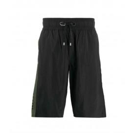 Comprar Bañador BRB730170 Balmain Monogram Swim Shorts Black