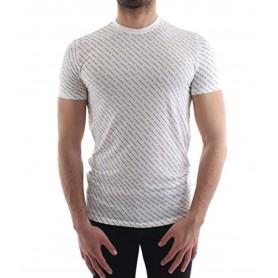 Comprar Camiseta D9M202700 Dsquared2 Round Neck T-Shirt White