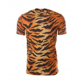 Comprar Camiseta D9M203070 Dsquared2 Round Neck T-Shirt Animal
