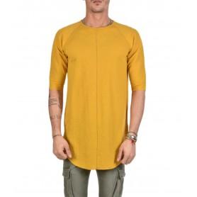 Comprar Camiseta MDO 9001 Xagon Man T.Shirt 3/4 Mustard