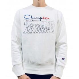 Comprar Champion 213142 Sudadera Cuello Caja White (no imagen)