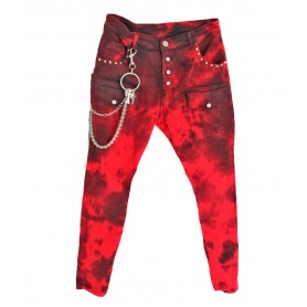 Comprar Jeans Red Denim Rock Freakchic