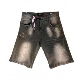 Comprar Short Jeans 335 Uniplay Black