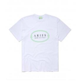 Comprar Camiseta Aries Miit SS tee White