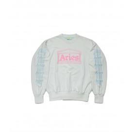 Comprar Sudadera Aries Column Sweatshirt Pale Blue