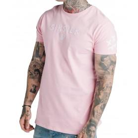 Comprar Camiseta 18465 Siksilk X Steve Aoki Basic Box Tee Pink