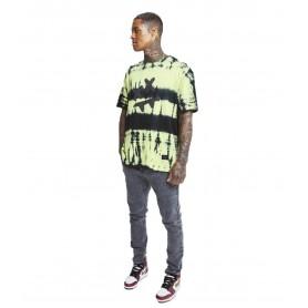 Comprar Camiseta 18379 Siksilk X Steve Aoki Essential Tee Tie