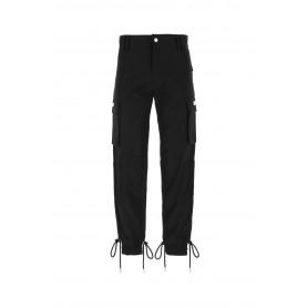 Comprar Pantalon CC94M031202 GCDS Cargo Pants Black