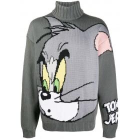 Comprar Jerséis TJ21M020002 GCDS Tom Sweater Grey