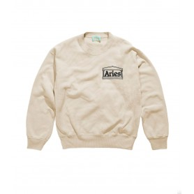 Comprar Sudadera Aries Premium Temple Sweatshirt Beige