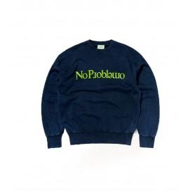 Comprar Sudadera Aries No Problemo Sweatshirt Blue