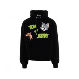 Comprar Sudadera TJ21M020018 Gcds Tom & Jerry Hoodie Black