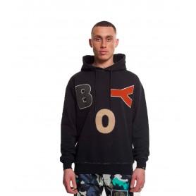 Comprar Sudadera BTHWB20 Boy London Boy Toweleling Hood Black