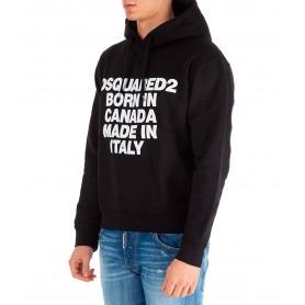 Comprar Dsquared2 Sweatshirt Brushed Black