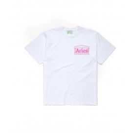 Comprar Aries Arise - Camiseta para Hombre Blanca con Logo en