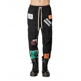 Comprar Pantalon Comme Des Fuckdown Pantalone Tasconi Con ETK