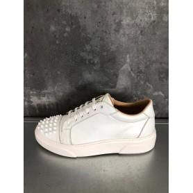 Comprar Zapatillas Hard Work Pinchos White