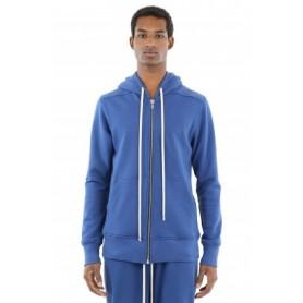 Comprar Sudadera Am Couture Felpa Zip Azul