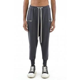 Comprar Pantalón Am Couture Zip Bastonetto Gris