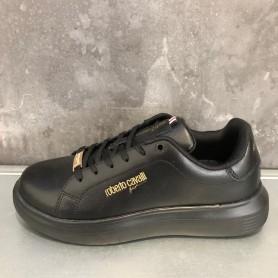 Comprar Zapatillas Roberto Cavalli Sneaker Suede Black