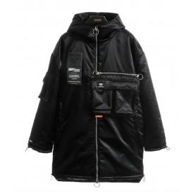 Comprar Abrigo OBF Black