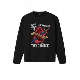 Comprar Sudadera Th3 Choice Dishonor Black