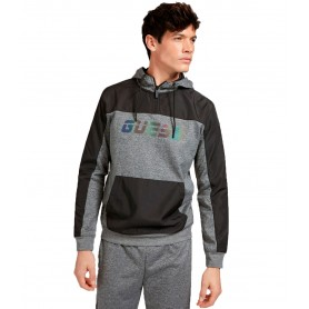 Comprar Sudadera U0BA05FL02Z Guess Sweatshirt Half Zip Grey