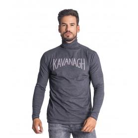 Comprar Camiseta 1535 Gianni Kavanagh Dark Grey Dripping Ice