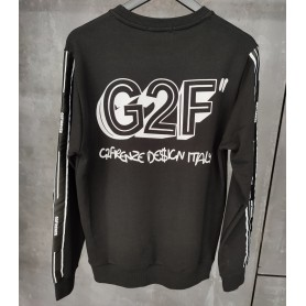 Comprar Sudadera G2Firenze Nastro Black