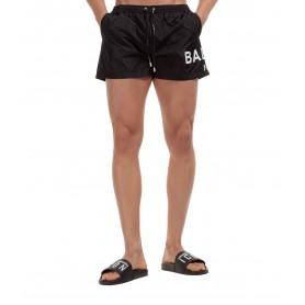 Comprar Bañador BWB550080 Balmain Placed Logo Black