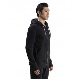 Comprar Sudadera Am Couture Felpa Zip Negro