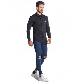Comprar Camisa 1181 Gianni Kavanagh Black Core Long Sleeve Shirt
