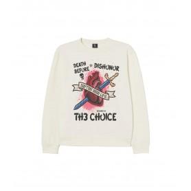 Comprar Sudadera Th3 Choice Dishonor White