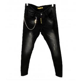 Comprar Jeans Black Denim Basic Mane-ko Black