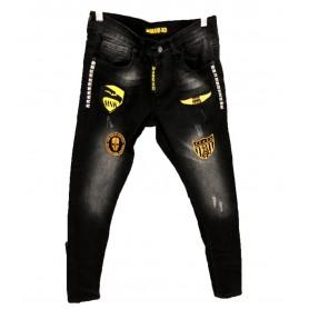 Comprar Jeans MForce Pant Mane-ko Black