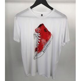 Comprar Camiseta Sneaker Tee Freakchic White