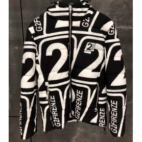 Comprar Abrigo G2Firenze Big Logo Black/White