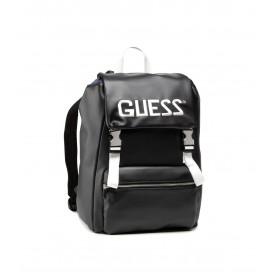 Comprar Mochila Guess Logotipo Black