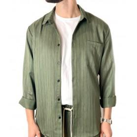 Comprar Finest - Camisa para Hombre Verde