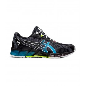 Comprar Asics - Zapatillas para Hombre Negras y Azules - Gel